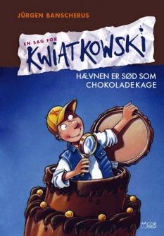 """Hævnen er sød som chokoladekage (20)"" Af Jürgen Banscherus"