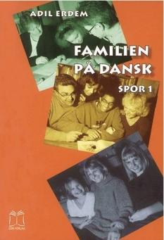 """""""Familien på dansk"""" - Spor 1.  - Lydbog og dialoger på CD"""