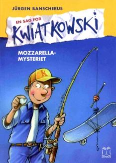 """""""Mozzarella-mysteriet (18)"""" Af Jürgen Banscherus"""