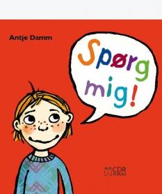 """""""Spørg mig!"""" af Antje Damm"""